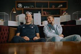 Adidas calls on Zidane and Beckham in latest ad for Predator boots