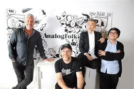 AnalogFolk opens in China
