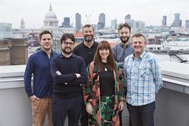 AMV creative partners: Allen, Hulley, Martin, Lossgott, Hilson and Jones