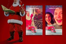 How Coca-Cola and Snapchat revived the Christmas card for Millennials