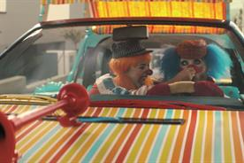 "Underneath the paint: Audi and BBH reveal the making of ""Clowns"""