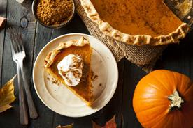 Pumpkin pie is a staple trend as this time of year (Photo credit: Brent Hofacker)
