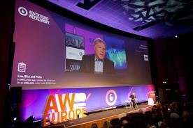 What were the hot topics at this year's Advertising Week Europe?