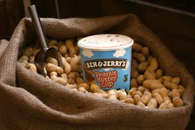 Unilever: brands like Ben & Jerry's pulled from Tesco's shelves
