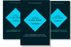 Book review: The Little Black Book of Change