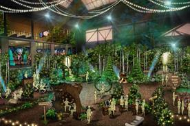 The Body Shop taps into wellness trend with enchanted forest activation