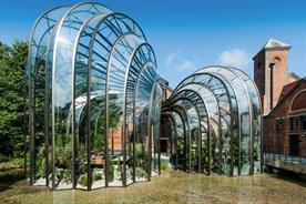 Bombay Sapphire Distillery at Laverstoke Mill