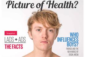 Advertising adds body image pressure, boys tell survey