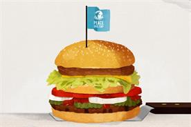 The McWhopper: part Burger King, part McDonald's