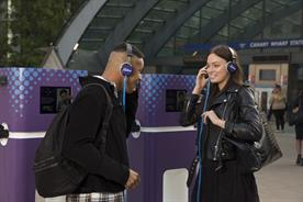 Cadbury creates 'human charging points' to beat afternoon slump