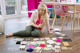Carpetright: reviews media