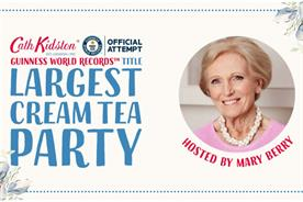 Cath Kidston to host world's largest tea party for 25th birthday