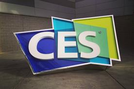 CES is taking place in Las Vegas until 9 January