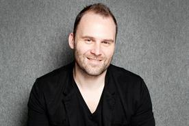 Chris Baylis: the executive creative director at Iris Worldwide