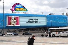 Churchill: outdoor ad by WCRS is a winner