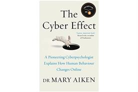 Book review: The Cyber Effect by Mary Aiken