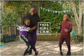 Disney and Sport England have joined forces to 'get mums dancing'
