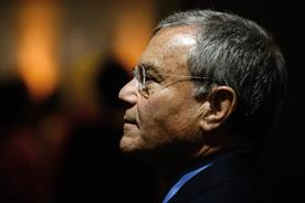 Sir Martin Sorrell: focused on 'horizontality' at WPP