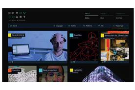 Barbican and Google: team up to find up-and-coming developer artist