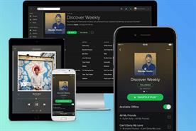Spotify offers UK brand sponsorship for personalised playlist