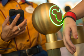 Disney: the MagicBand was the company's first wearable tech foray