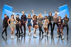 Dancing on Ice returns as weekend's most-watched show despite audience dip