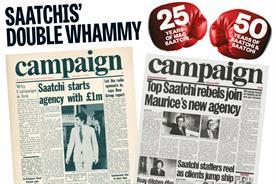 Revealed: M&C Saatchi wanted to reunite with Saatchi & Saatchi