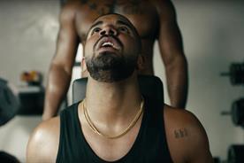Apple Music's 'Drake vs. bench press' is charmingly goofy