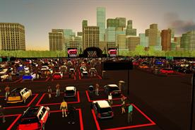 Live Nation partners Utilita for series of drive-in events