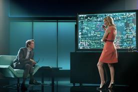 Kevin Bacon stumps game show presenters in spoof quiz for EE campaign