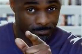 Sky Television: actor Idris Elba stars in broadcaster's ad
