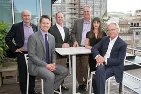 Engine Group: (l-r) Martin, Eiserman, Graunke, Kooyman, Klein and Scott
