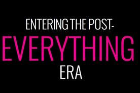 Trends 2016: marketing in the post-everything era