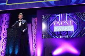 The Event Awards 2015 will take place at the Eventim Apollo in Hammersmith, London