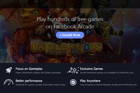 Facebook: the social network is launching a games distribution platform