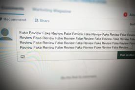 Facebook and eBay told to crack down on fake-review sellers