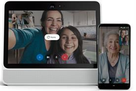 Facebook launches video chat devices for the home