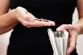 The highest median gender pay gap for 2020-21 was 33%