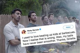 #BoycottGillette: Twitter takes on razor brand's #MeToo ad