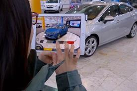 General Motors plans global rollout of virtual showroom