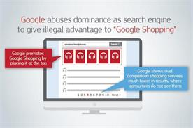 Dear Europe, please make sure Google's changes restore organic results