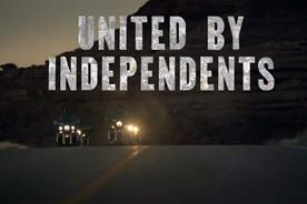 Harley-Davidson bikers unite under Utah desert 'super moon'