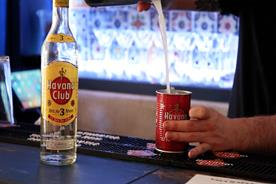 Watch: Havana Club's virtual reality pop-up bar