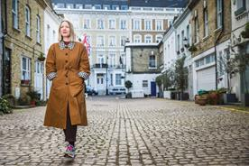 The BBC's creative leader on using pragmatism and humour to meet its challenges