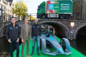 Heineken to produce fan experiences for Formula E