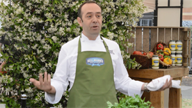 Hellman's takes over Soho Square with José Pizarro for olive oil product launch