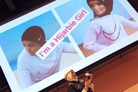 Nike's hijab-wearing model calls on brands to better represent Muslim women