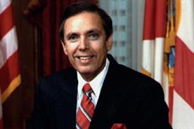 Bob Martinez: Florida's governor (1987 to 1991)