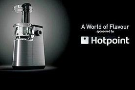 Hotpoint: to sponsor programmes on UKTV's Good Food Channel