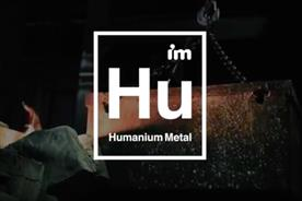 Akestamholst, Stockholm and Great Works, Stockholm: 'The Humanium metal initiative'
